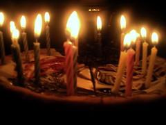 candle, food, hanukkah, lighting,