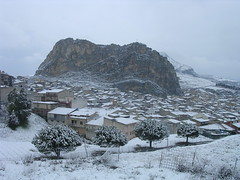 Marineo Panorama Neve