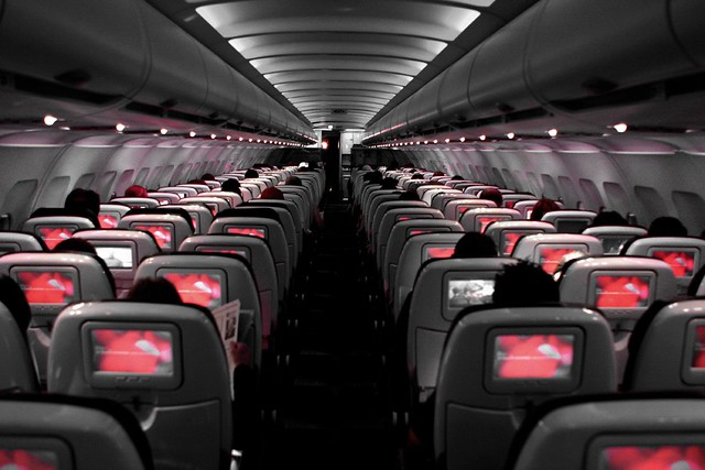 RED - The Inflight Entertainment System of Virgin America