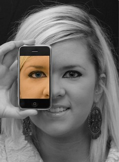 iPhone...Eye Phone?