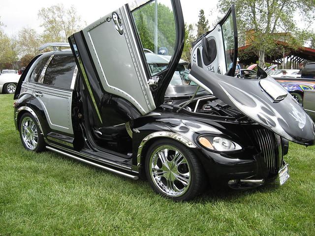Custom Chrysler Pt Cruiser Flickr Photo Sharing