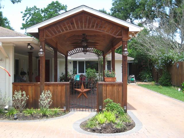 free standing carport with paver driveway 14 flickr. Black Bedroom Furniture Sets. Home Design Ideas