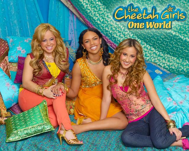 Cheetah Girls One World