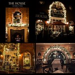 the house collage