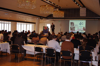 Tommy Ljunggren, VP System Development - Mobility Services, TeliaSonera