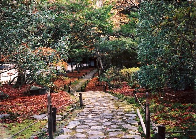 苔寺 kokedera