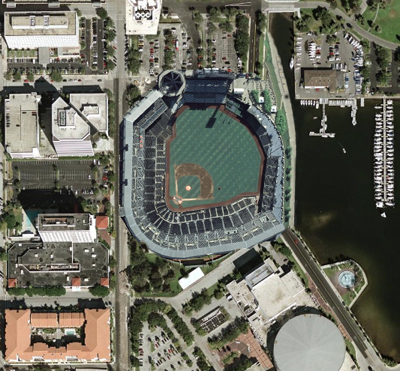 NEW STADIUM The Tampa Bay Rays Distract Fans With Plans ...