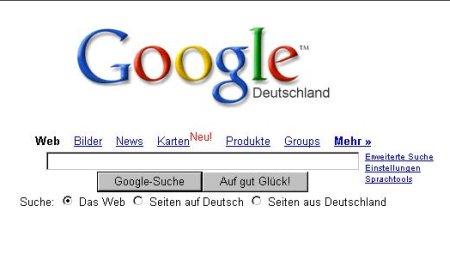 linkbar jetzt auch auf der deutschen google startseite gwb. Black Bedroom Furniture Sets. Home Design Ideas