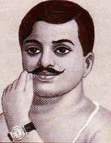 3. Chandra Shekhar Azad