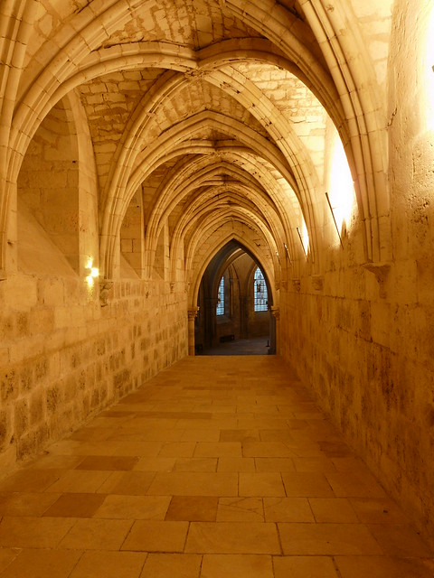 Cathédrale Saint-Etienne, de Bourges (fin du 12em siècle) - Saint-Etienne Cathedral in Bourges (end of the 12th century)