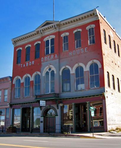Tabor Opera House, Leadville, Colorado