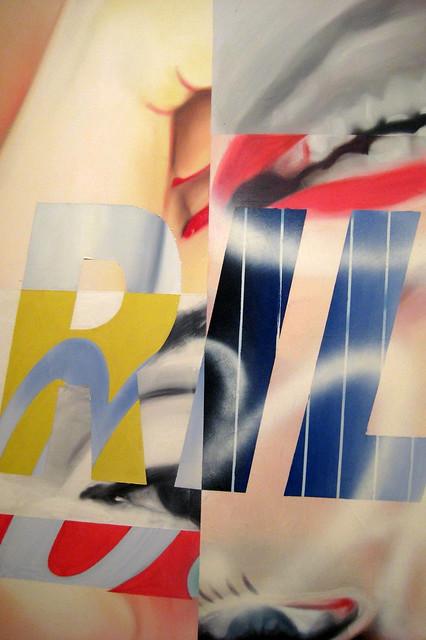 James Rosenquist Pop Art Paintings