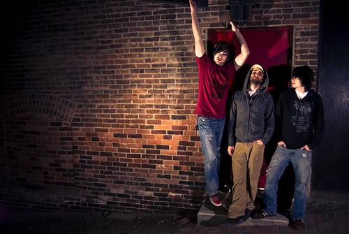urban music night promo downtown flash band style nb uptown newbrunswick indie saintjohn edgy 16thavenue timeofday strobist cshot