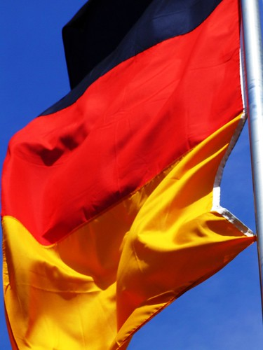 Bonn - German flag