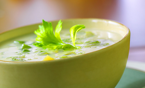 Cream of Celery Soup | Flickr - Photo Sharing!