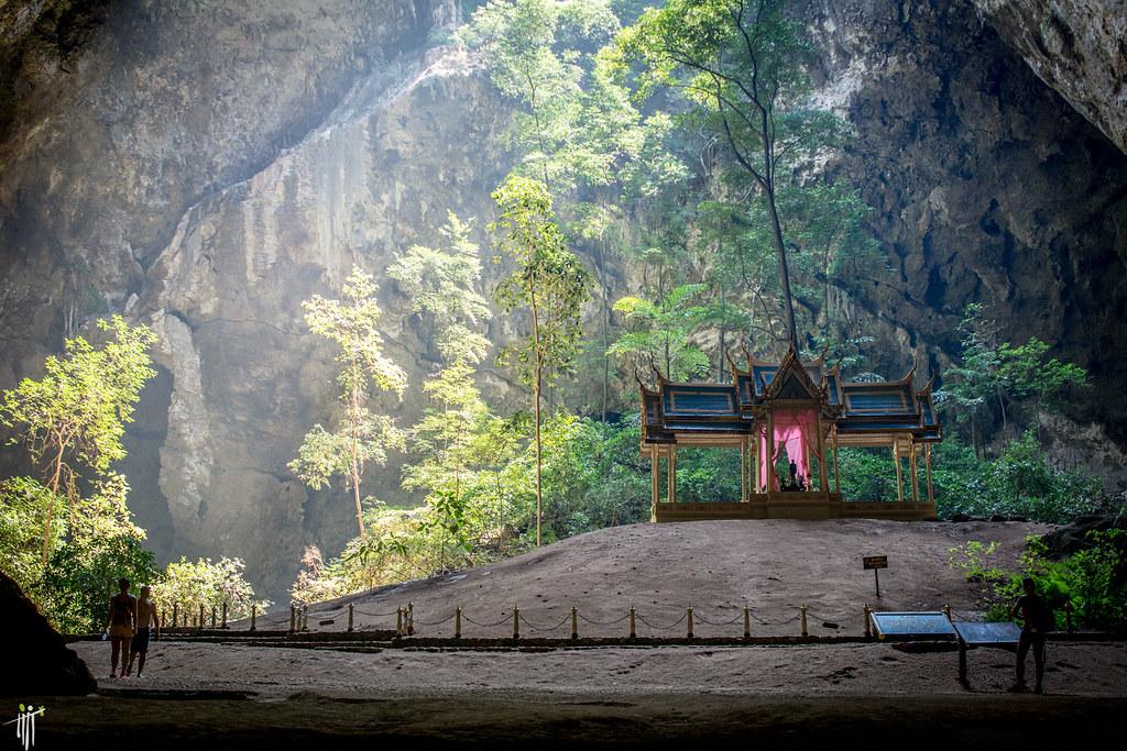 Phraya Nakhon Cave, Thiland