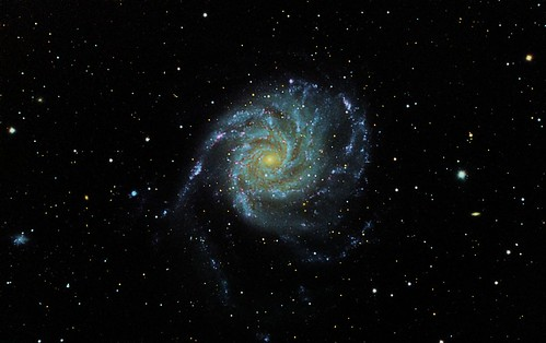 M101: the Pinwheel galaxy