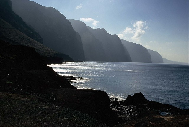 Acantilado Gigantes Tenerife