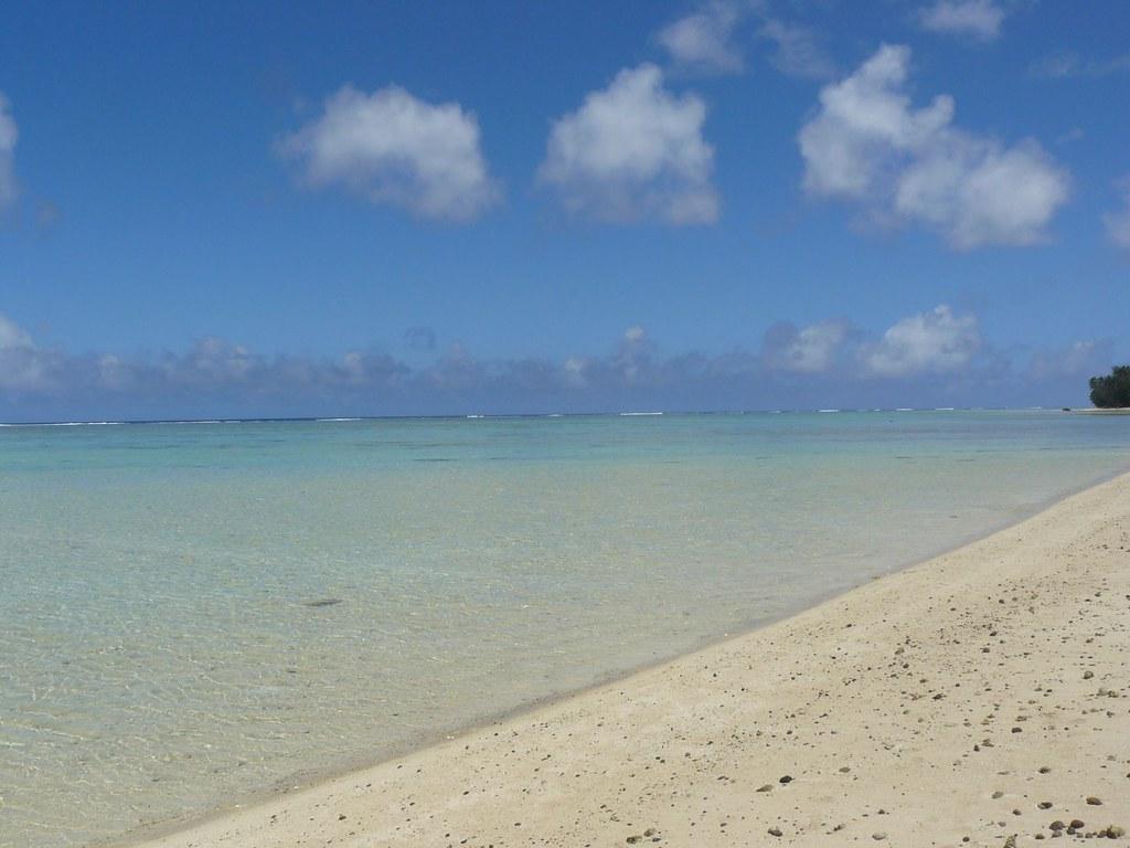 Пляж Титикавека кука