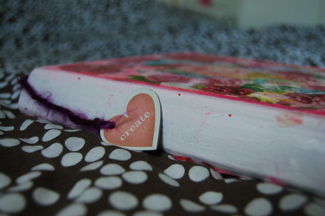 Create an Art Journal by iHanna, Copyright Hanna Andersson