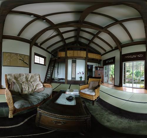 architecture japanese living washington furniture interior room tatami whidbeyisland bb decor furnishings washitsu minka kuraicottage