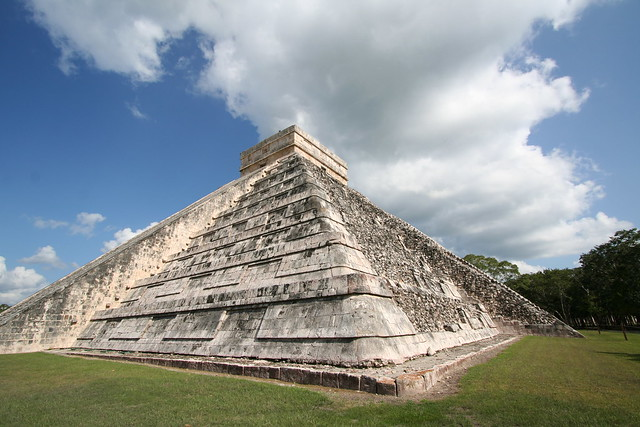 Winter solstice - Chichen Itza