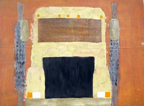 """Ross Khalsa """"yellow truck"""""""
