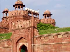 Red Fort (लाल क़िला), Delhi