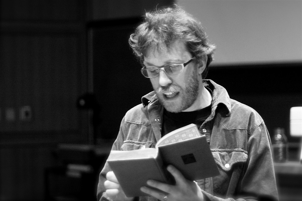 Dave Olsen Reads Rousseau