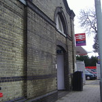 Hornsey entrance