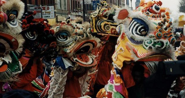 Chinese New Year Chicago