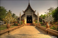 You will see plenty of temples like this in Chiang Mai during your northern Thailand tours