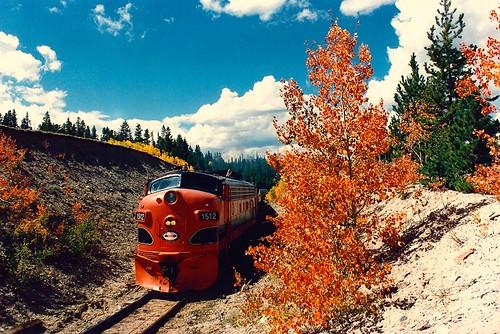 Wyoming/Colorado Railroad