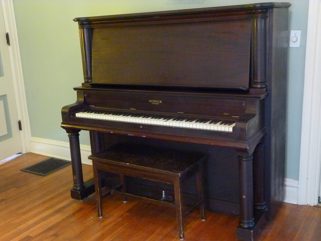 Antique Werner Piano--Free