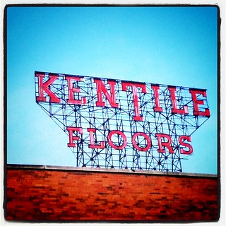Kentile! #Brooklyn