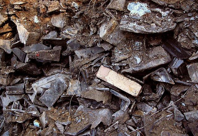 Broken Batteries, Hazardous Waste Site Cleanup