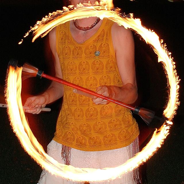 Fire Devil Stick
