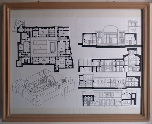 Islamic architecture house plans house design plans for Islamic home designs