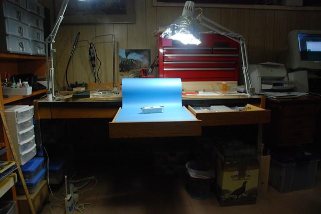 The new photo studio