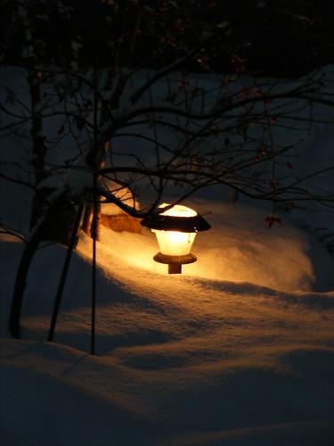 luce e neve
