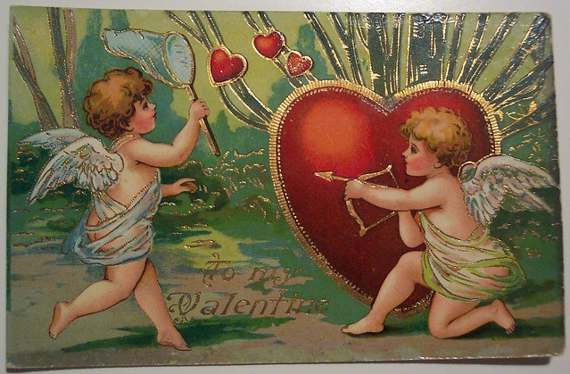 valentine a gallery on Flickr – Valentines Day Post Card