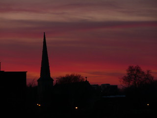 Islington sunset II