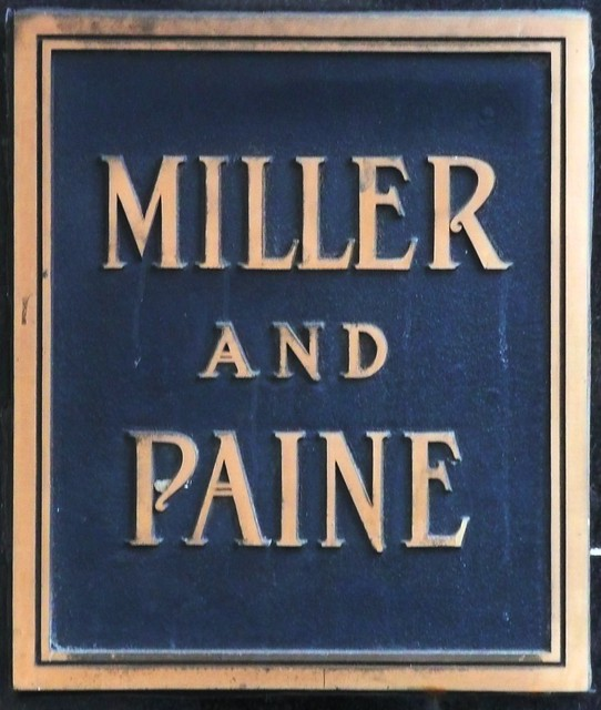 Lincoln Ne Miller And Paine Department Store Plaque A