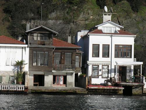 Boszporusz faház (yalı)