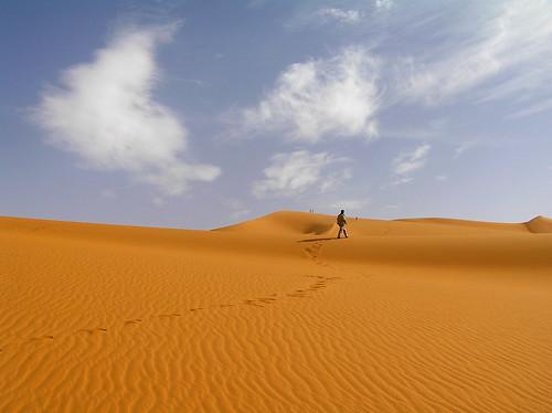 africa sahara sand desert libya erg ergubari