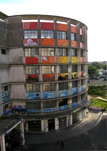 un video di Cromiae - Rampa Prenestina - Arte Urbana & Graffiti - Febbraio 2008