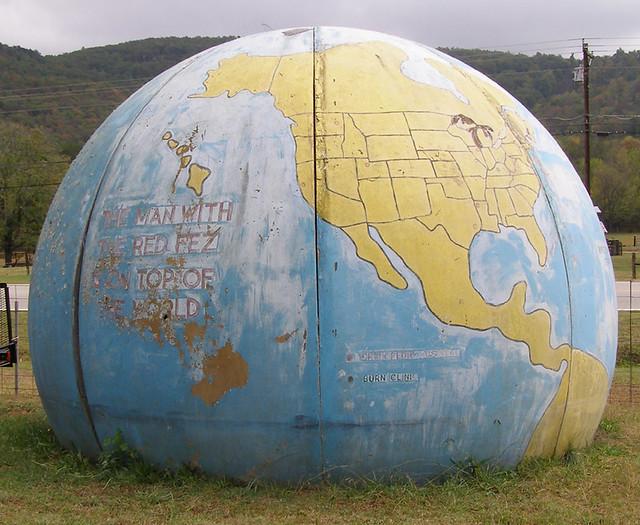 Shriner globe