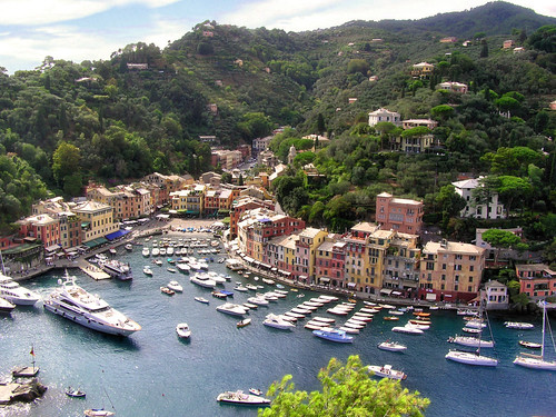 Portofino a village of rare beauty