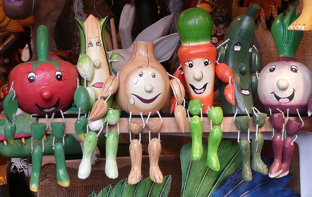 Vegetable People | Flickr - Photo Sharing!