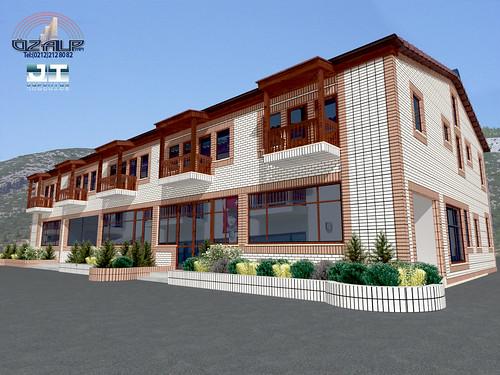 3D-Haus-Design